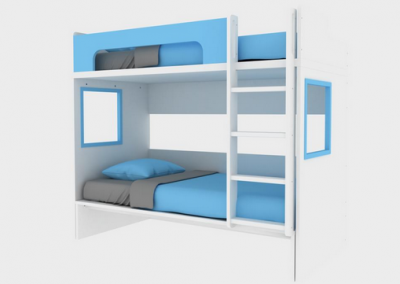 Product Recall – Kidz Kingdom Furniture — Andy Bunk Bed