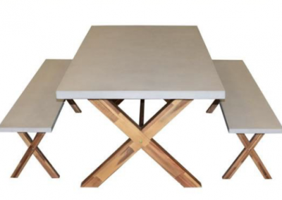 Product Recall – Masters Home Improvement — Manhattan Concrete Table & Benches