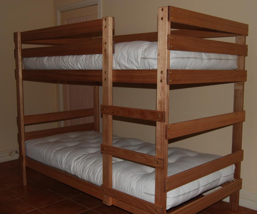 Product Recalls - Organature - Australian Made Hardwood Bunk Bed